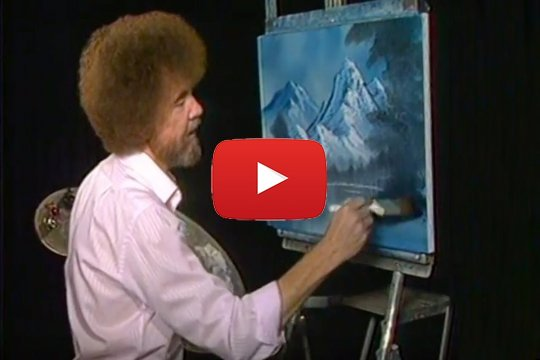 Bob Ross - A Walk in the Woods (Season 1 Episode 1)